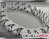 :D Silver Bracelet R