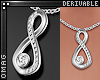 0 | Infinity Necklace Dv