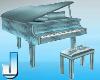 Arctic Ice Club Piano