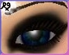 Dark Blue Emo Eyes F