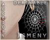 [Is] SpiderWeb Earrin Dr