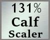 Scaler Calves 131% M A