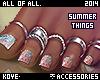 |< Summer Pedicure