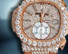 ✘ Iced Out Patek