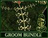 Opulent Groom Green