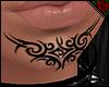 !VR! Chin Tattoo
