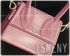 [Is] Mini Bag W - Pink