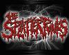 Splatterpunks Sticker
