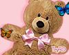 🦋 Cute Teddy bear