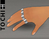 #T Knuckle Ring #Steel
