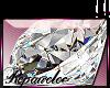 *R* Diamond Sticker