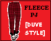FLEECE PJ