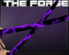 katana purple lightning