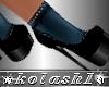 K*Shoes socks DD Blue