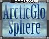 ArcticGlo Sphere