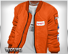 W| NASA Patched Bomber 1