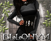 ~E- Albyn Robes Black F