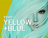 Yellow + Blue Ambient