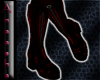 (Ana) PVC Boot Red Male