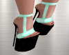 SWEET PROM SHOES/MINT