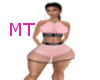 Pink Kline Fit (RL)