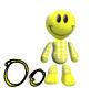 ~Oo Smiley Voodoo Doll