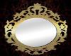 ~TQ~gold mirror
