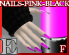 |ERY|Nails-Pink-Black