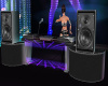 Retrowave DJ Booth