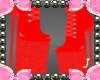 N: Vyx Heels Red