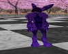 Bunny Top Purple M V3