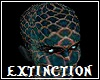 Extinction Skin Head