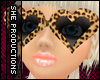 leopard Heart Shadez