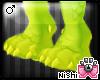 [Nish] Cles Paws Feet M