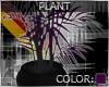 +KM+ Plant v1 Blk/Prpl