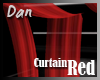 Dan| Red Curtain Sexy