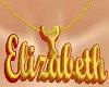 elizabeth necklaces