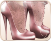 !NC Pink Pearl Silk Heel
