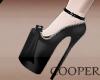 !A Shoes siena black