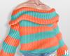 K|OversizeStripeSweater4