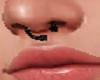 Black Nose Septum