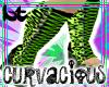 ^BT^ Animalistic Green