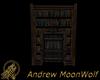 MW Castle Bookcase w-D