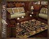 Old West Sofa Set