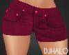 Berry Shorts