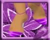 ^VL purple stripe shoes