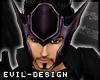 #Evil Loki Magneto Helm