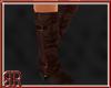 RR Brown Fashion Boot