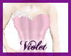 (V) Rose dream gown