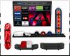 TV & Skateboards